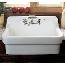 American Standard  X  Country Kitchen Sink  Reviews Wayfair - Kitchen sink american standard