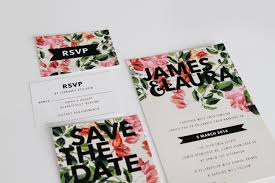 wedding invitations adelaide foliage floral wedding invitations sail and swan