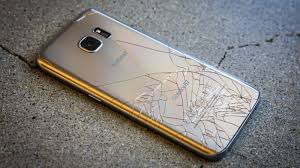How To Join Broken Glass by Oooops This Is Why Your Galaxy S7 Needs A Case Cnet