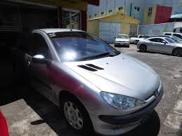 sales peugeot used peugeot 206 silver 2004 206 silver for sale phoenix