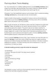 exles of wedding reception programs wedding emcee introduction script wedding ideas