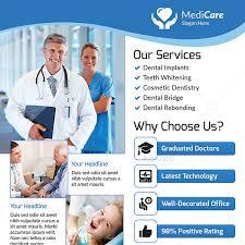 healthcare brochure templates free brochure template brickhost 7db29685bc37