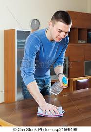 Cleaning Table Stock Images Royalty by Stock Photographs Of Man Cleaning Table With Rag And Cleanser