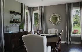Dining Room High Back Chairs by Dining Room Curtains Pinterest Solid Pine Table Construction White