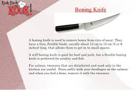 used kitchen knives knife skills kitchen safety and simpler cooking