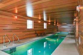 cost of a lap pool lap pool cost pool farmhouse with converted barn indoor pool