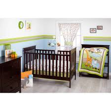 Mini Portable Crib Bedding by Little Bedding By Nojo 3 Little Monkeys 3 Piece Portable Crib