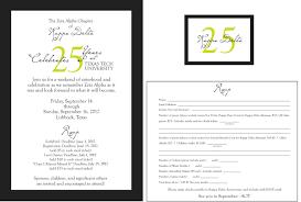 Silver Anniversary Invitation Cards 25th Anniversary Invitation Cards In Marathi Silver Wedding