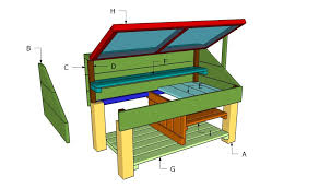 Tv Stand Plans Howtospecialist How by How To Build A Propagation Bench Howtospecialist How To Build