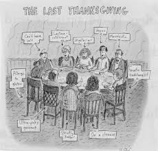 cartoons thanksgiving here in the hills