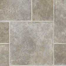 trafficmaster multi dimensional slate 12 ft wide x your choice length vinyl sheet