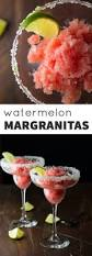 watermelon margarita recipe frozen watermelon margaritas tequila watermelon granitas