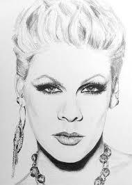 demo how to draw a portrait step by step quick u0026 easy draw