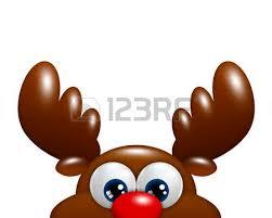 imagenes animadas de renos de navidad navidad de dibujos animados renos sobre azul celebración en blanco