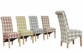 Patterned Dining Chairs Fabric Dining Chairs Foter