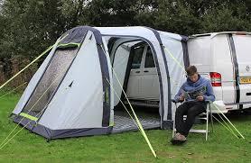 Campervan Awning Outdoor Revolution Oxygen Movelite 2 Air Frame Motorhome Drive