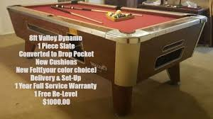 Pool Tables For Sale Used Used Pool Tables Colorado Springs