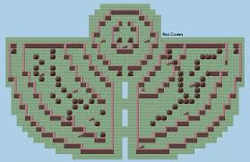 phantasy maps phantasy ii dungeon maps
