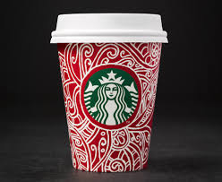 starbucks brings back red cups for 2016 holiday season with a