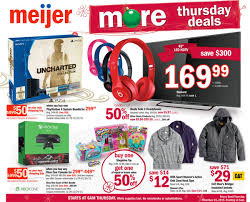 meijer black friday 2015 ad released