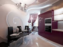 favor in rest purple kitchen design idea