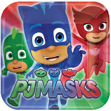 pj masks birthday party supplies theme party packs