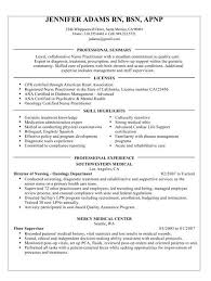 Icu Nurse Resume Example by Download Nursing Resume Haadyaooverbayresort Com