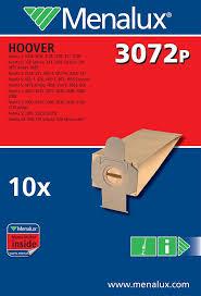 scopa per tappeti menalux 900256161 3072p sacchetti per scopa hoover acenta