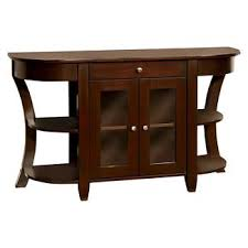 Cherry Wood Sofa Table by Dark Cherry Console Tables Target