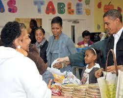 Washington Dc Thanksgiving Events President Obama And Family Celebrate Thanksgiving Through The