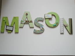 Nursery Wall Decor Letters 29 Best 3d Custom Wall Letters Images On Pinterest Custom