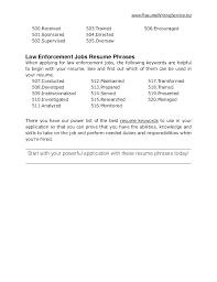 resume action words yale best words for resume resume skills words resume keywords and