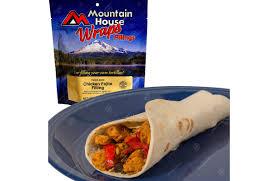 Mountain House Food Fajita Filling Mountain House Pouch Preppersedge Com