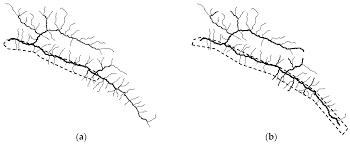 definition pattern of drainage ijgi free full text ideas collection trellis drainage pattern