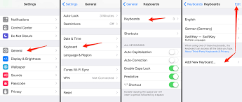 email keyboard layout iphone how to change the keyboard layout on your iphone