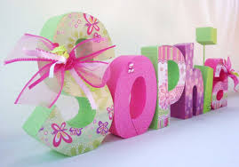 Decorating Wooden Letters For Nursery Wooden Letters For Nursery Modern Home Interiors Decorating