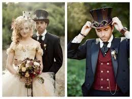 mariage steunk un mariage sur le thème steunk