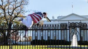 Iron Man S House by Secret Service Shoots Man Near White House Checkpoint Cnn Video
