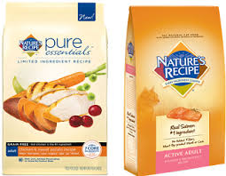 printable nature s recipe dog food coupons 3 off natures recipe dry dog or cat food coupon and mailed coupon
