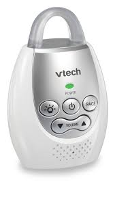 vtech dm221 dect 6 0 digital audio baby monitor with vibrating