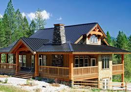 chalet cabin plans osprey 1 plan of month custom cedar homes house plans
