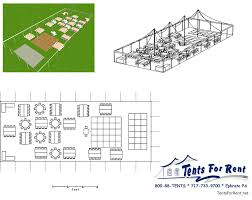 30 X 40 Floor Plans Tent Layout Ideas Table Layouts For Weddings U2014 Tent Rentals