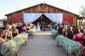 wedding venues in arizona top barn wedding venues arizona rustic weddings