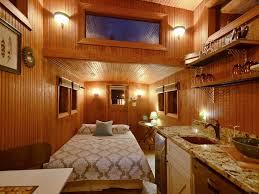 tiny home rentals nc upscale 1926 c u0026o train caboose tiny house minutes to waynesville