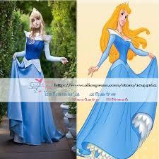 custom made beautiful sleeping beauty princess aurora blue