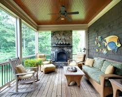 fabulous porch fireplace screen porch fireplace wood stove on