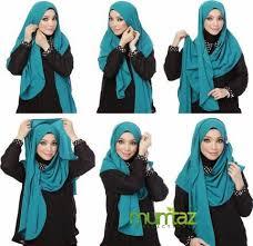 tutorial hijab pashmina tanpa dalaman ninja tutorial jilbab segi empat praktis tanpa ciput 2018
