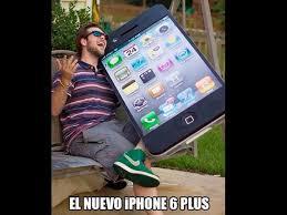 Memes De Iphone - del lanzamiento del iphone 6 iphone 6 plus y el apple watch