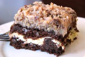 german chocolate cake cheesecake recipe food baskets recipes