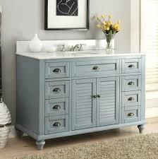 45 Bathroom Vanity Beautiful 45 Bathroom Vanity Inch Antique Bathroom Vanity Blue